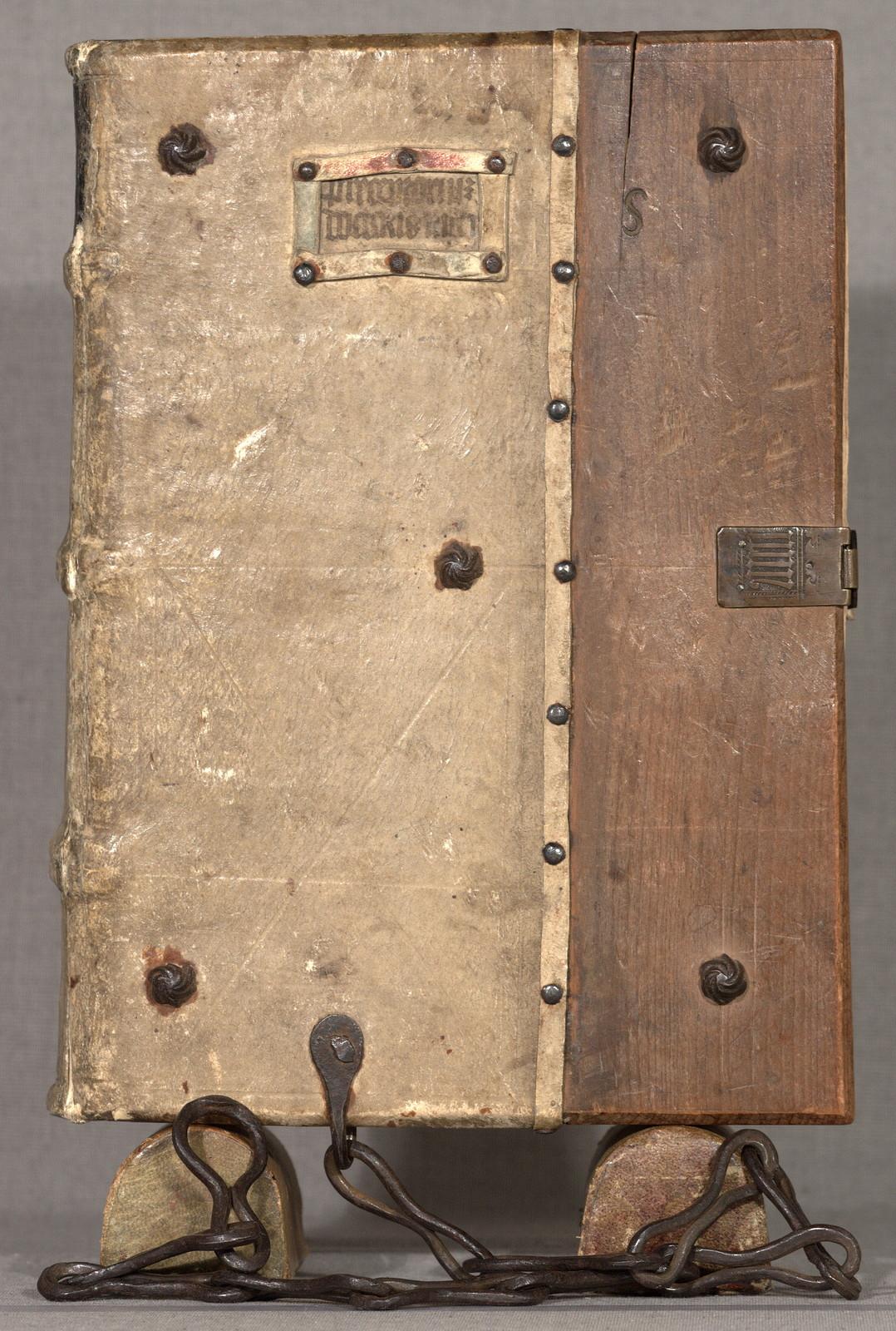 Praeceptorium divinae legis.[Reutlingen, Michael Greyff, not after 1479]