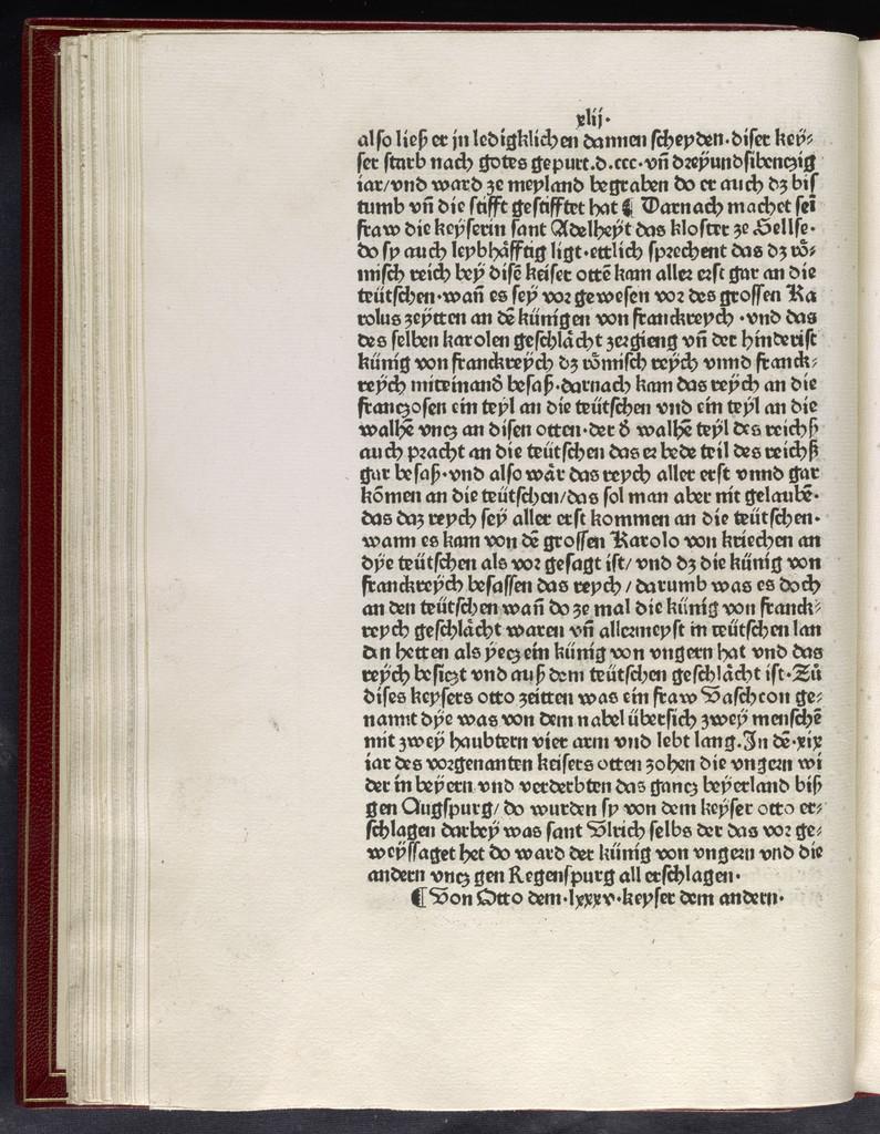 Chronik von allen Kaisern, Königen und Päpsten.