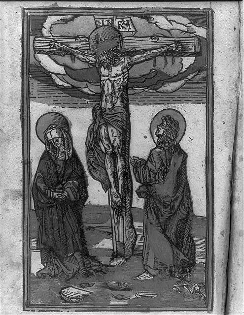 [The Crucifixion]