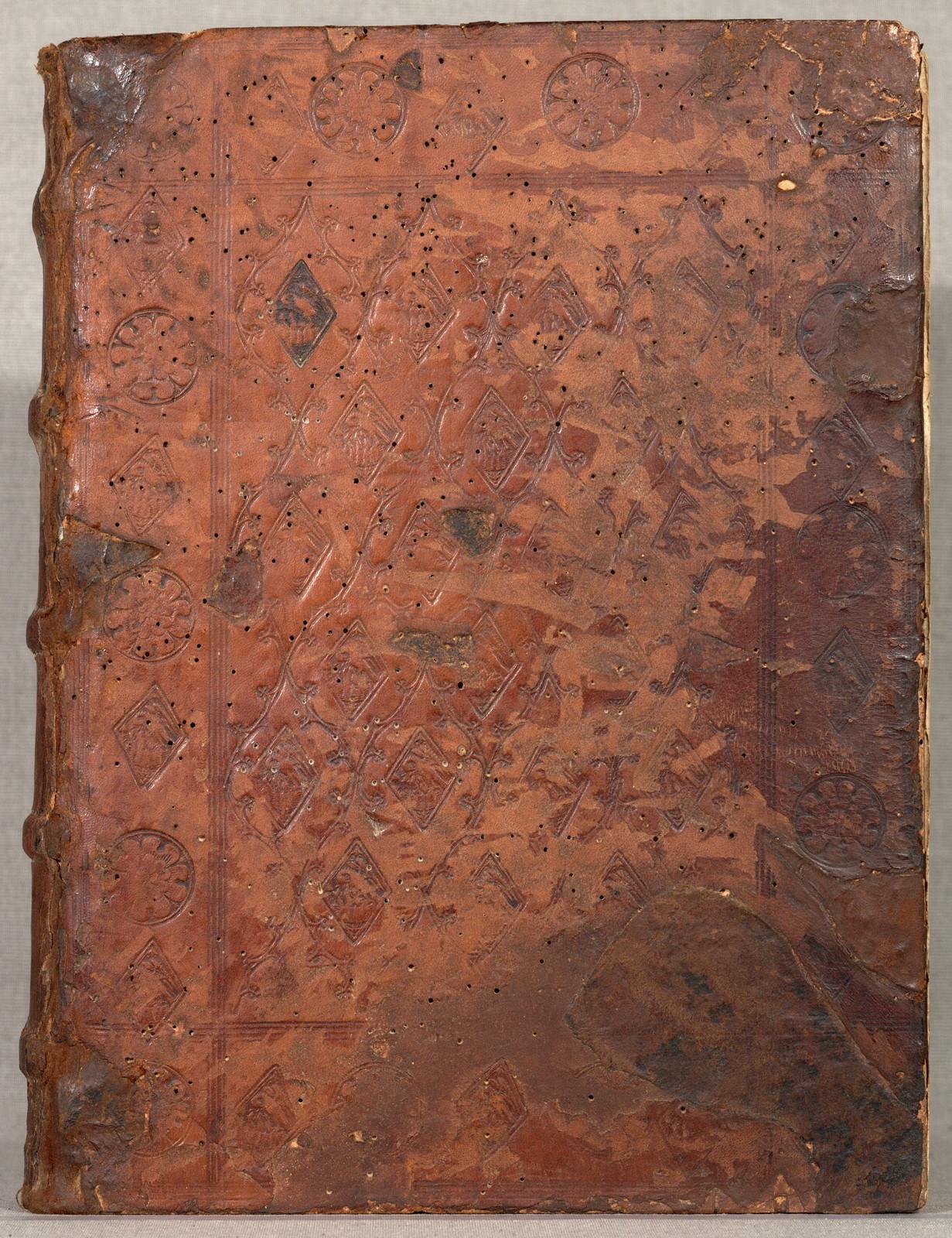 De la cite de Dieu.De civitate Dei. French [from old catalog]Abbeville, Pierre Gérard and Jean Dupré, 24 Nov. 1486
