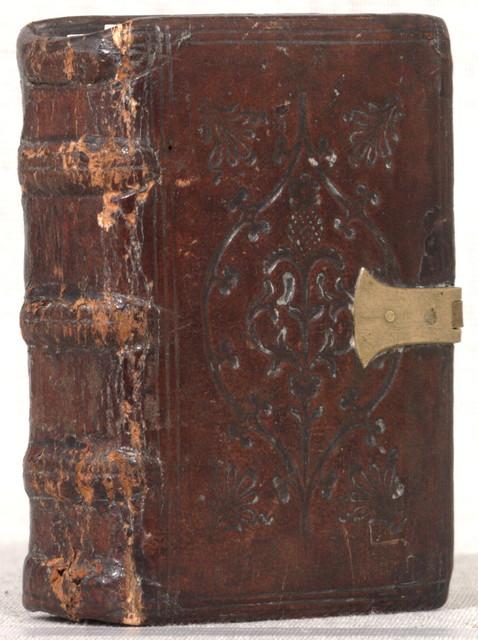 [Rosarium Beatae Mariae Virginis. [from old catalog]]Rosarium Beate Marie Virginis.Antwerp [Gerard Leeu] 1489.