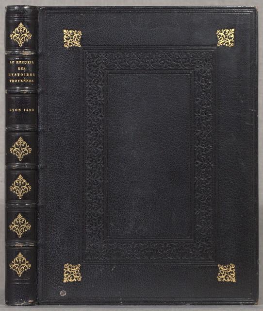 Recueil des histoires de Troyes.[Lyons, Michel Topié and Jacques Heremberck, 10 Oct. 1490]