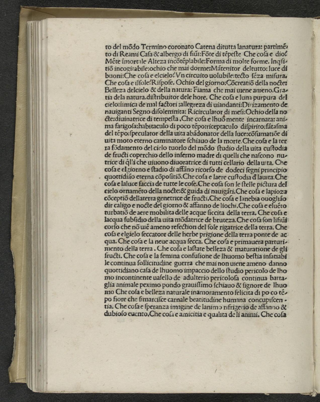 Libro de la vita de philosophi et delle loro elegantissime sentencie