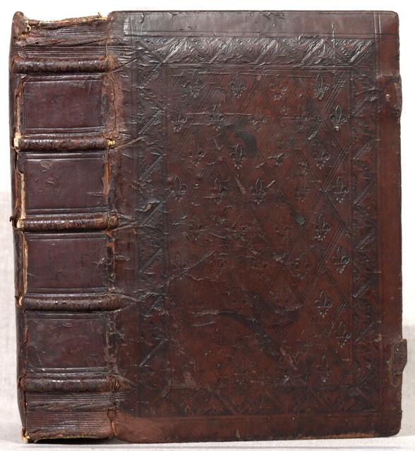 [Ordinaire des chrétiens. [from old catalog]]Lordinaire des crestiens.Paris, Antoine Vérard, 1495.