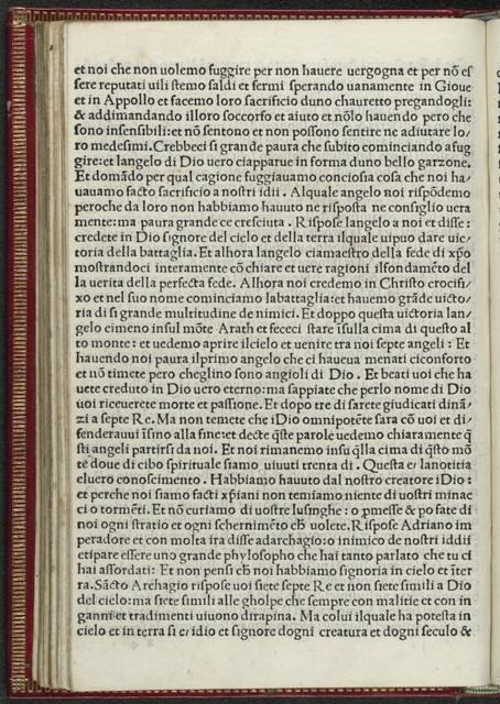Arte del ben morire cioe i[n]gratia di Dio, compilato & composto per lo reuerendo Cardinale di Fermo neglianni del Nostro Signore M.cccc.lii.