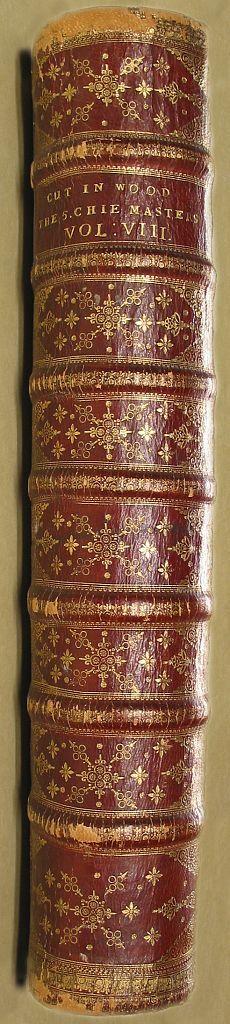 [Pembroke album of chiaroscuro woodcut prints]