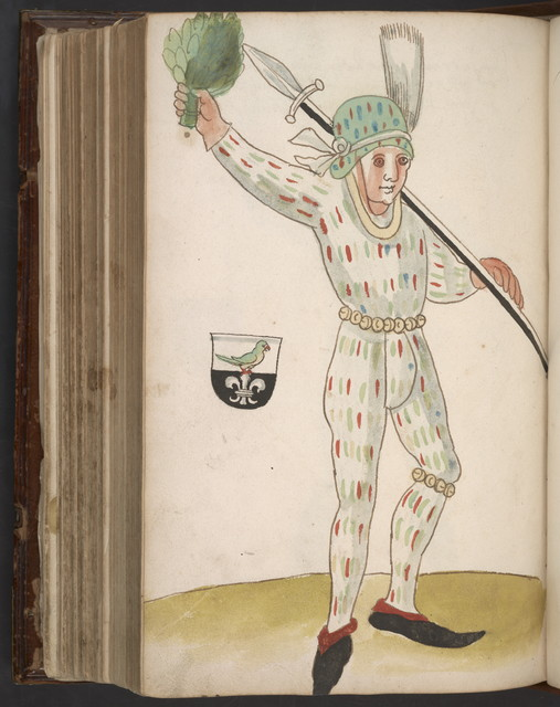 Schonbartbuch.