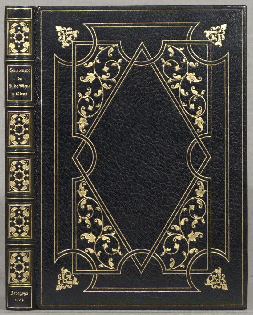 Las CCC ... con su glosa, i Las cinqu¯eta c¯o su glosa, i otras obras.Trescientas[ÇaragoCca, G. Coci, a inst¯acia del var¯o L. Malferit, 1506]