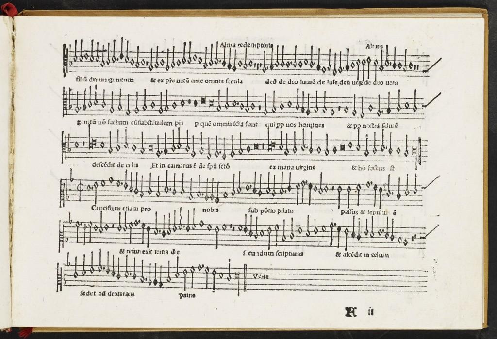 Missarum Joannis Mouton, liber primus