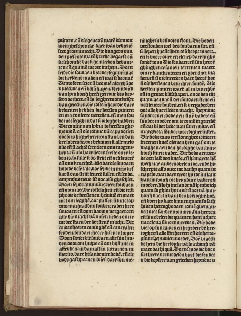 Een schoone historie va[n] Margariete[n] va[n] Limborch en[de] va[n] Heyndric hare[n] broeder broeder ...
