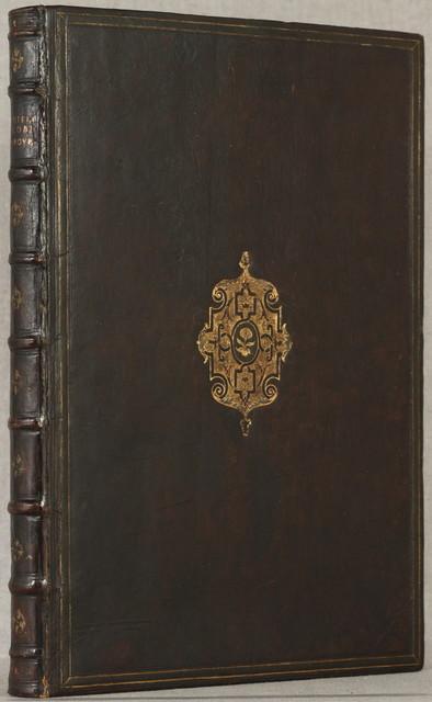 De architectvra Iacobi Androvetii du Cerceau opus.Lvtetia Parisiorvm [E typographia B. Praeuotij] 1559