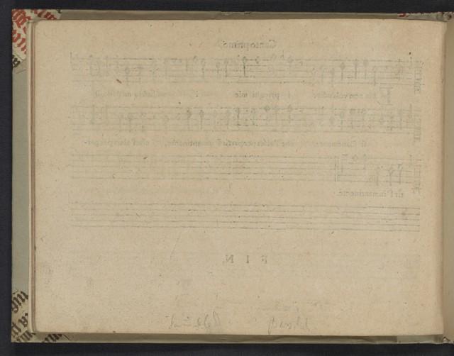 Il  primo libro delle canzone alla napolitana a cinqve voci, con alcvne mascharate nel fine a cinqve et a vi