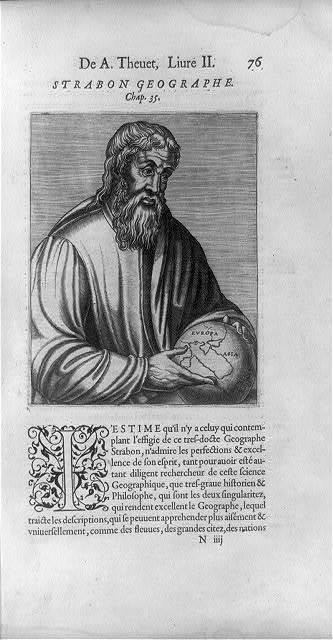 Strabon geographe