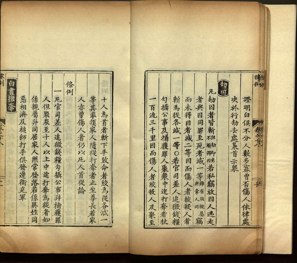Da Ming lü fu li : san shi juan