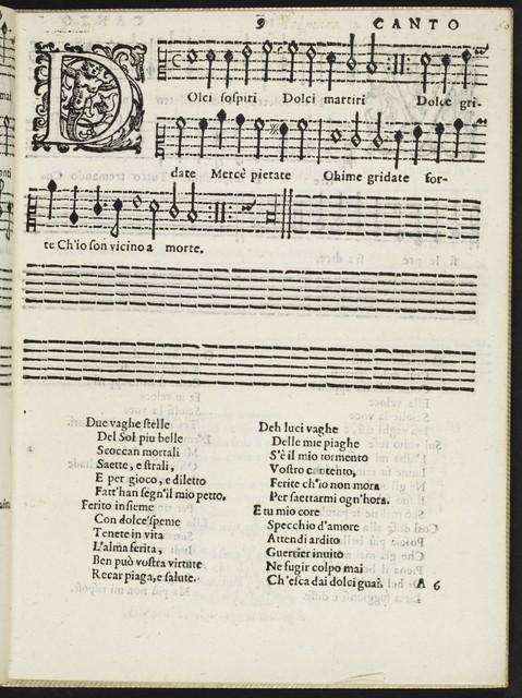 Il  secondo libro delle canzonette a tre voci