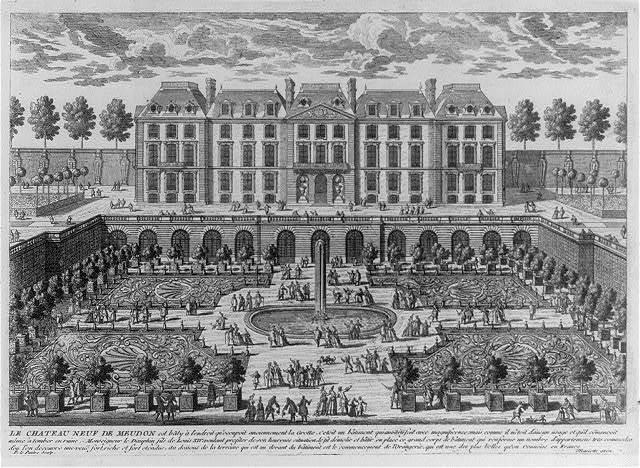 Le Chateau Neuf de Meudon