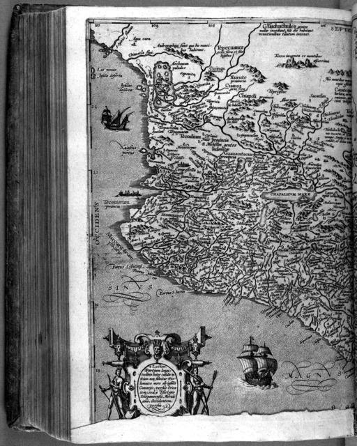 Der ander Theil, der newlich erfundenen Landschafft Americae, von dreyen Schiffahrten, so die Frantzosen in Floridam ... gethan. Eine vnter dem Hauptman[n] H. Laudonniere, anno 1564. Die ander vnter H. Ribald 1565. Die dritte vnter H. Guerguesio 1567 geschehen. Mit Beschreibung vnd ...