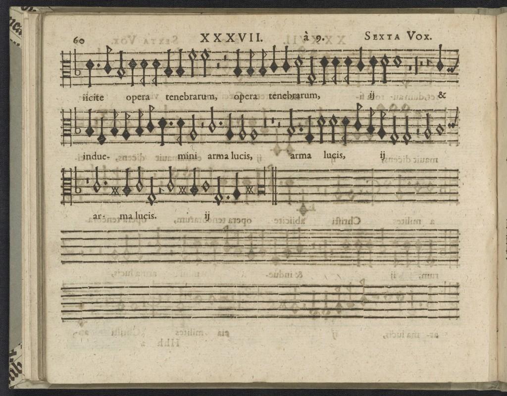 Melodiæ sacræ qvas vvlgo motectas appellant, iam noviter qvinis, senis, octonis et novenis svavissimis vocibvs concinnatæ, et ad vsvm cum harmonicarum vocalium, tum omnium generum instrumentorum musicalium conuenienter accomodatæ