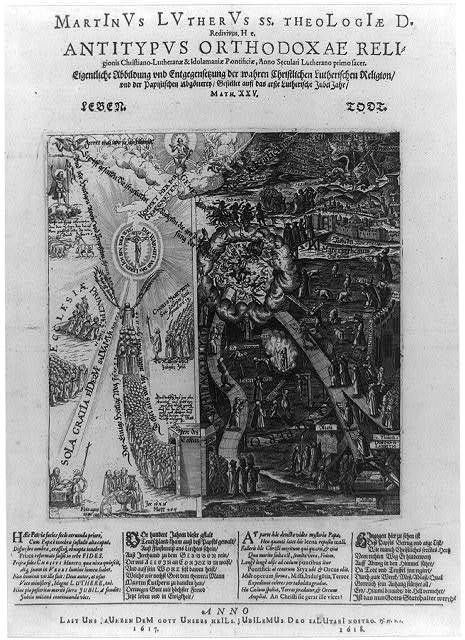 Martinus Lutherus ss. theologiæ ... antitypus orthodoxae religionis ...