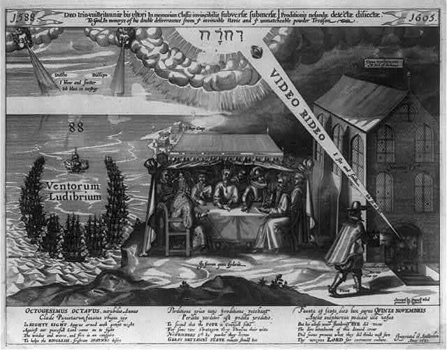 1588. Deo trin-vni Britanniae bis ultori, In memoriam ...