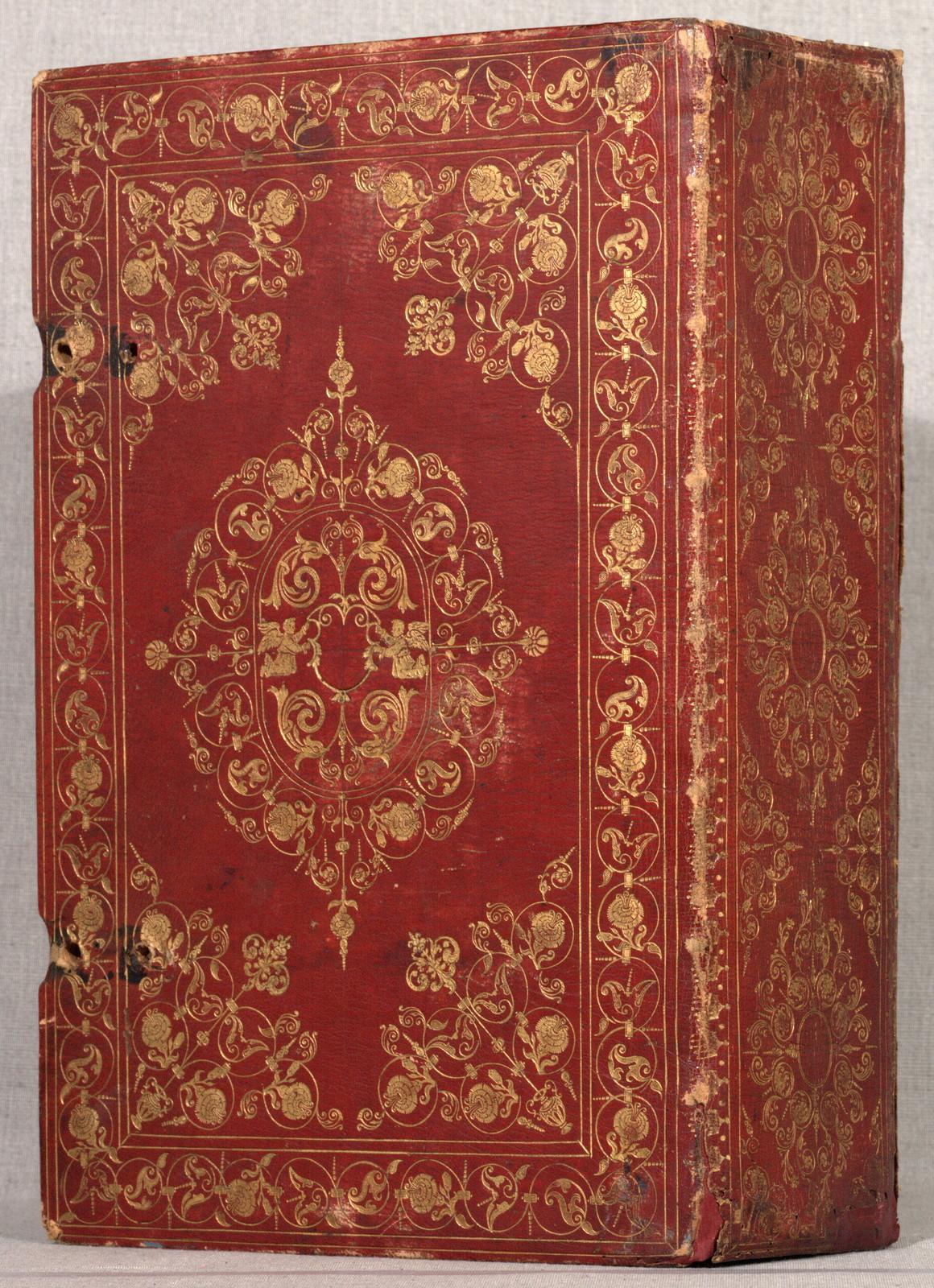 Biblia; das ist, Die gantze Schrifft Alten vnd Newen Testaments.Strassburg, In Verlegung L. Zetners seligen Erben, 1630.345, 222, 268 l. illus. 40 cm.