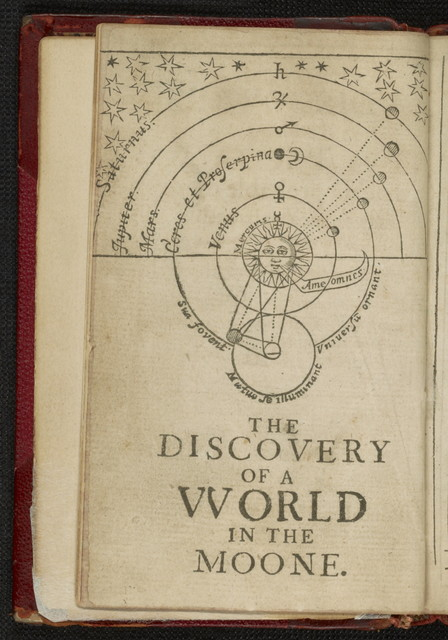 Discovery of a world in the moone.