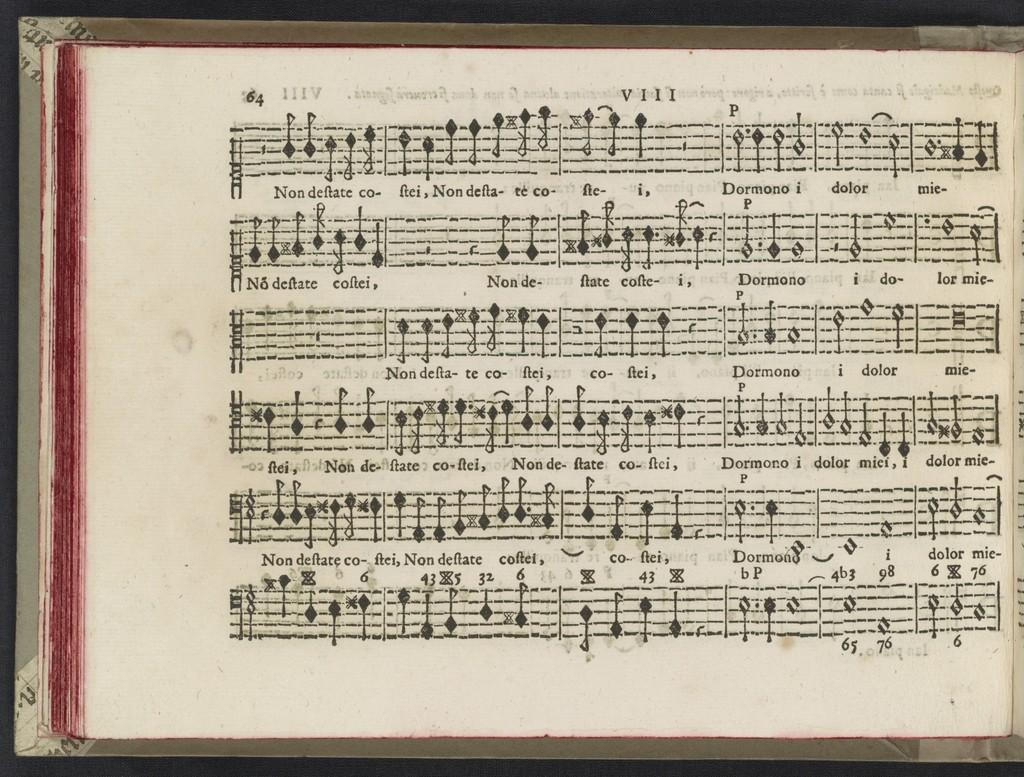 Partitvra de' madrigali a cinque voci e d'altri varij concerti