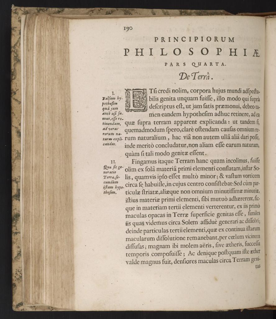 Principia philosophiae.