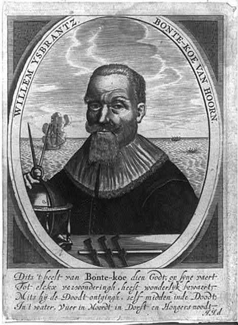 Willem Ysbrantz. Bonte-Koe Van Hoorn