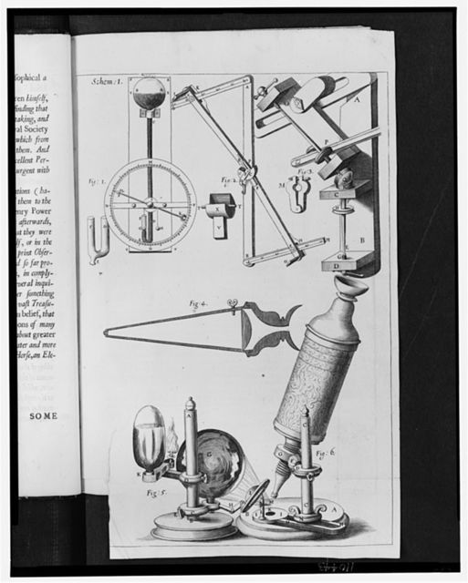 [Microscope and other scientific apparatus]