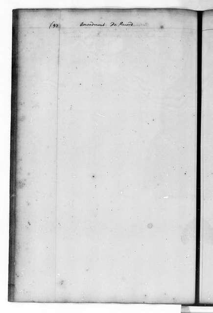 Sir John Randolph, 1680, Commonplace Book