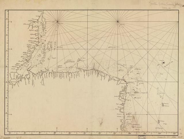 [Map showing Caribbean coast of Central America from Belize to Nicaragua].