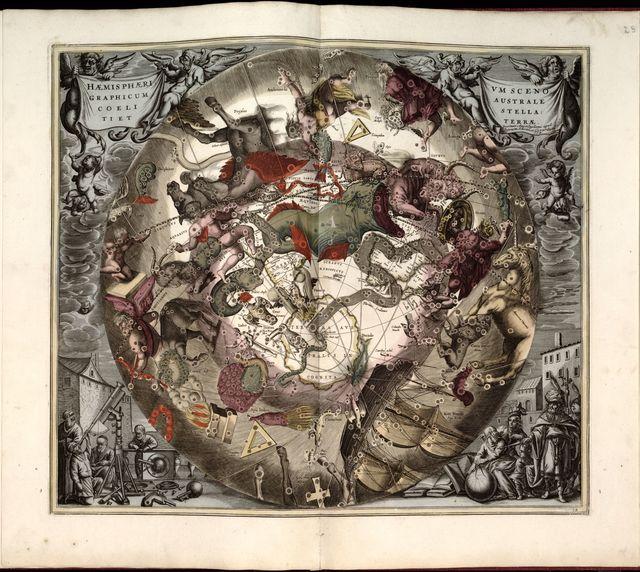 Harmonia macrocosmica, seu, Atlas universalis et novus, totius universi creati cosmographiam generalem, et novam exhibens : in quâ omnium totius mundi orbium harmonica constructio, secundum diversas diversorum authorum opioniones, ut et uranometria seu totus orbis coelestis, ac planetarum theoriae, et terrestris globus, tàm planis et scenographicis iconibus, quàm descriptionibus novis ab oculos ponuntur : opus novum, antehac nunquam visum, cujuscunque conditionis hominibus utilissimum, jucundissimum, maximè necessarium, & adornatum /