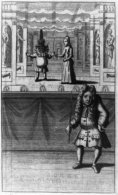 [Robert Powel the Puppet Show man]