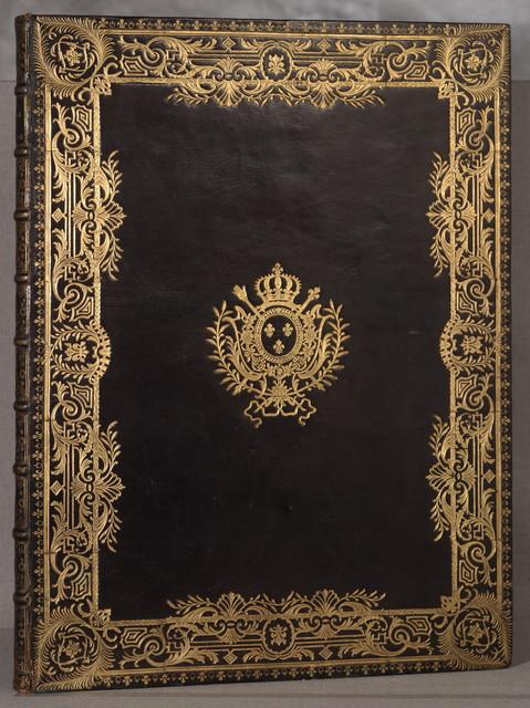 Le sacre de Louis XV, roy de France & de Navarre, dans l'église de Reims, le dimanche XXV octobre MDCCXII. [Paris, 172