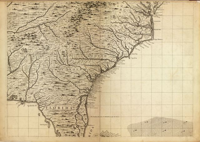 A map of the British Empire in America with the French and Spanish settlements adjacent thereto /