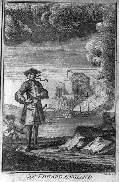 Capt. Edward England