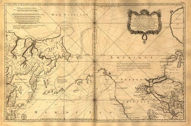 L'hydrographie françoise : recueil des cartes générales et particulières qui ont éte faites pour le service des vaisseaux du roy, par ordre des Ministres de la marine, depuis 1737, jusqu'en 1765.