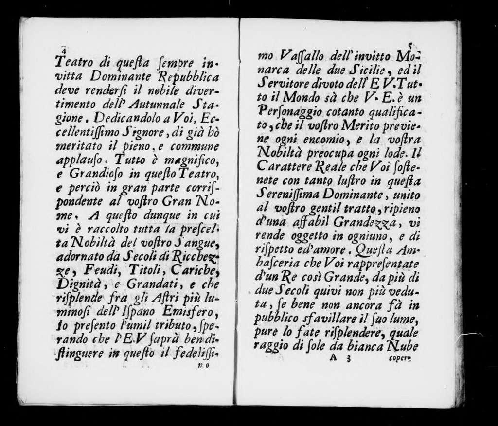 Olimpiade. Libretto. Libretto. Italian