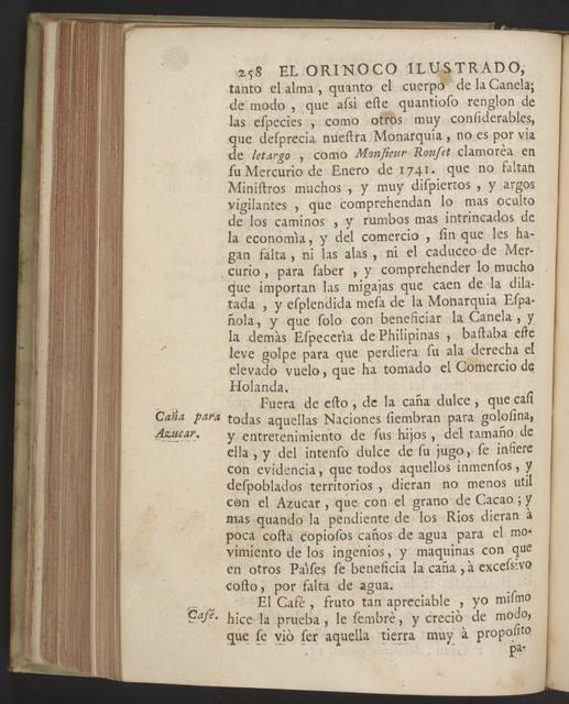 Orinoco ilustrado, historia natural, civil, y geographica, de este gran rio, y de ...