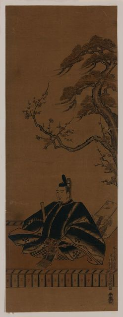 Sugawara no michizane zō
