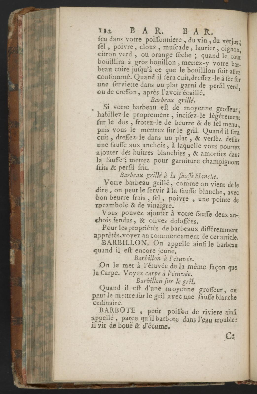 Dictionnaire des alimens, vins et liqueurs