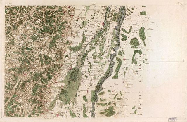 Carte de France /