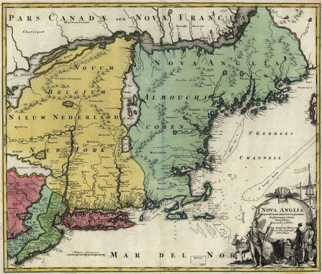 Nova Anglia.