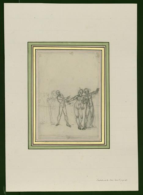Theatre de Voltaire; dessins par Gravelot