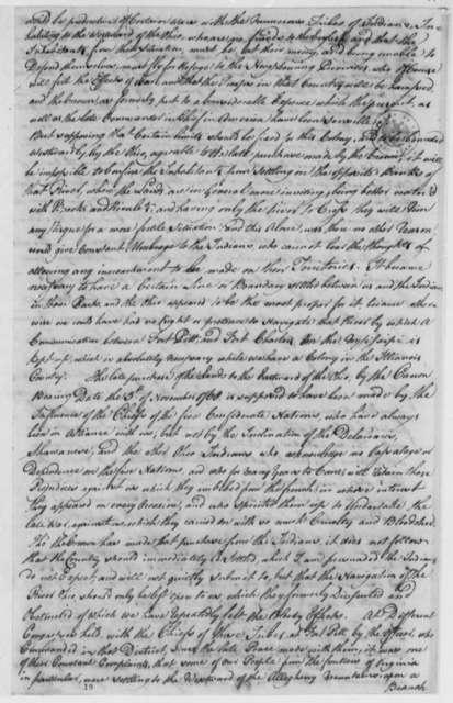 Unknown, 1763, Establishment of a New Colony on the Ohio River