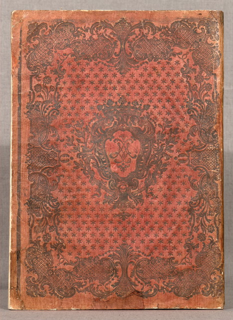 Componimenti poetici per l'ingresso solenne alla dignità di proccuratore di S. Marco per merito di sua eccellenza il signor Lodovico Manin.[Venice, Albrizzi, 1764][85] p. illus., port. 37 cm.
