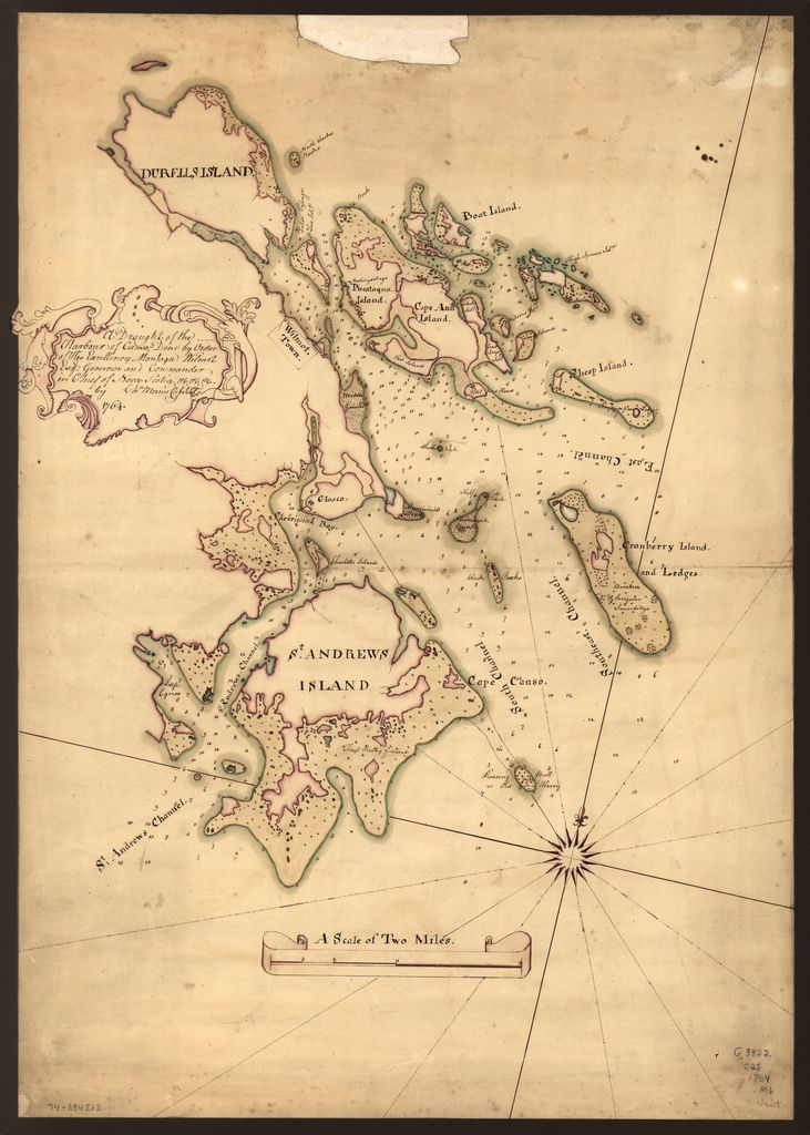 Done by order of His excellency Montagu Wilmot, Esq. Governor and Commander in Chief of Nova Scotia, &c., &., &.,