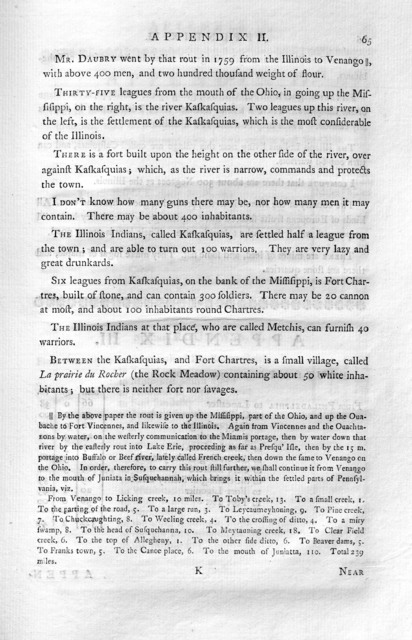 An historical account of the expedition against the Ohio Indians, in the year MDCCLXIV : under the command of Henry Bouquet ... including his transactions with the Indians ... ; to which are annexed military papers ...