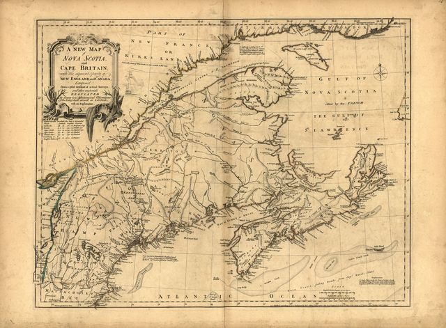 A general topography of North America and the West Indies. Being a collection of all the maps, charts, plans, and particular surveys, that have been published of that part of the world, either in Europe or America.